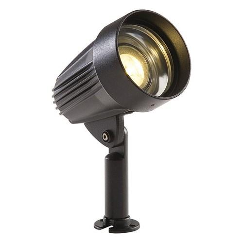 Reflektor kierunkowy, lampa ogrodowa zewnętrzna IP 44 (5W, Smart RGB+3000K-6000K) (system 12V LED) Corvus