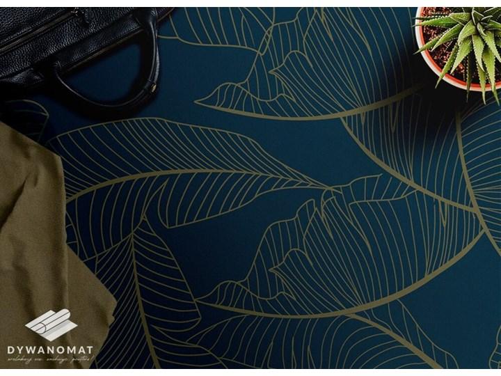 Modny winylowy dywan Szkielet liści 80x120 cm Pomieszczenie Salon Poliester 60x90 cm Syntetyk Dywany Pomieszczenie Przedpokój