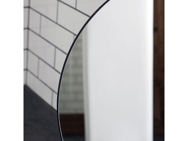 HOUSE DOCTOR LUSTRO WALLS OKRĄGŁE śr. 80 cm Ścienne Lustro bez ramy Kategoria Lustra Pomieszczenie Przedpokój