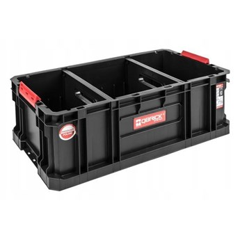 Kosz narzędziowy z przegrodami Qbrick System TWO BOX 200 FLEX