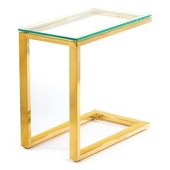 Stolik pomocnik Stivar Gold 50 cm