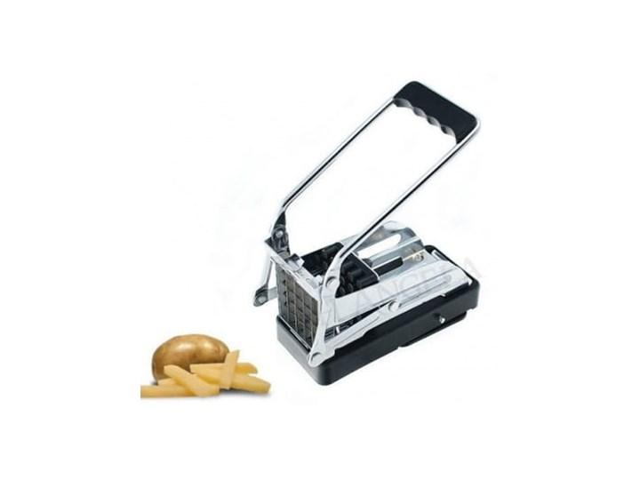 Maszynka do frytek KingHoff KH 3106 / EH 6972 ziemniaków krajalnica Stalowa   Kup teraz®
