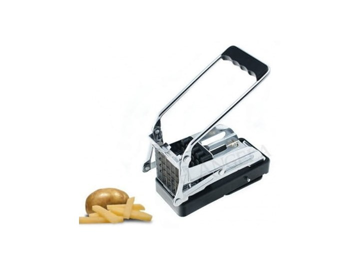 Maszynka do frytek KingHoff KH 3106 / EH 6972 ziemniaków krajalnica Stalowa Do warzyw Kategoria Siekacze i krajalnice Kolor Czarny