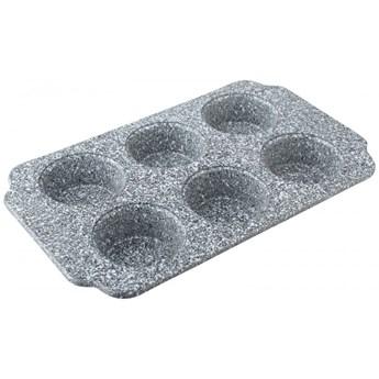 Forma Klausberg KB 7381 marmurowa blacha do piecznia 6szt muffinek | Kup teraz®