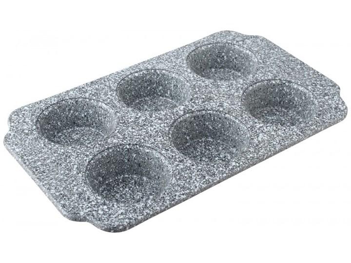 Forma Klausberg KB 7381 marmurowa blacha do piecznia 6szt muffinek Do muffinek Kategoria Formy i foremki