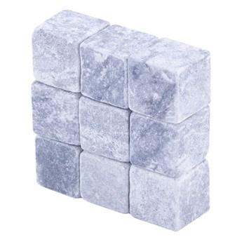Kamienie lodowe do chłodzenia napojów KM 7792 kostki do drinków 9 szt