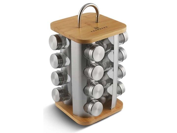 Przyprawnik Edenberg EB 4030 stojak na przyprawy 16 pojemników Zestaw do przypraw Kategoria Przyprawniki