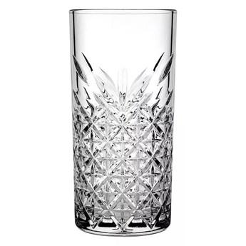 Szklanki do drinków napojów Pasabahce Timeless 295 ml zestaw 4 sztuki