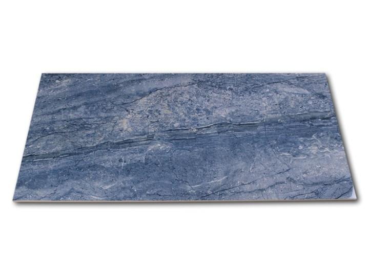 Milos Blue 60x120 płytki podłogowe Gres Prostokąt Płytki ścienne Powierzchnia Polerowana Płytki kuchenne 60x120 cm Kolor Biały