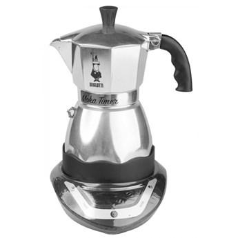 Kawiarka elektryczna Bialetti Moka Easy Timer 3TZ (150 ml)