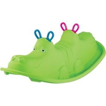 Huśtawka ogrodowa ENERO Hippo Zielony
