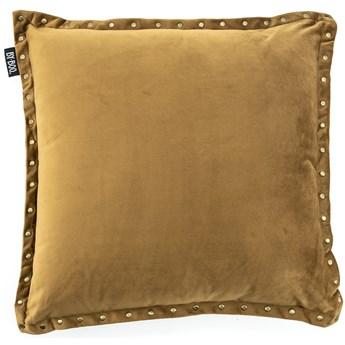 Poduszka dekoracyjna Minx 45x45 cm ochra