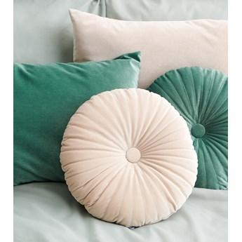 Sinsay - Poduszka dekoracyjna ⌀ 36 - Kremowy
