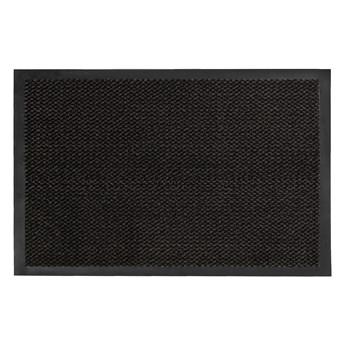 Wycieraczka Pod Drzwi Wejściowa 7 mm Antypoślizgowa Czarna Zenit 61870 60 x 80 cm