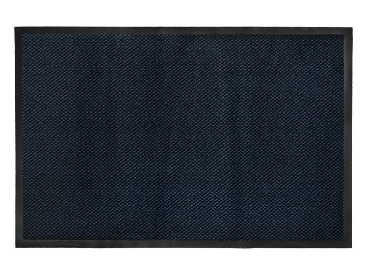 Wycieraczka Pod Drzwi Wejściowa 7 mm Antypoślizgowa Niebieska Zenit 61854 60 x 80 cm