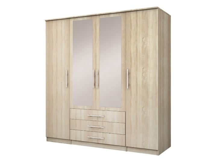 Szafa 4D system mebli SZANTAL 200 cm Kategoria Szafy do garderoby