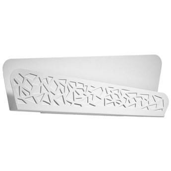 Biały ażurowy kinkiet - EXX202-Antamis