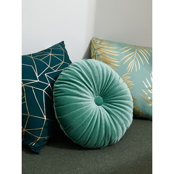 Sinsay - Poduszka dekoracyjna ⌀ 36 - Zielony