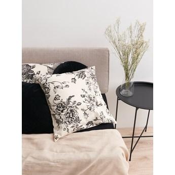 Sinsay - Poszewka na poduszkę - Kremowy