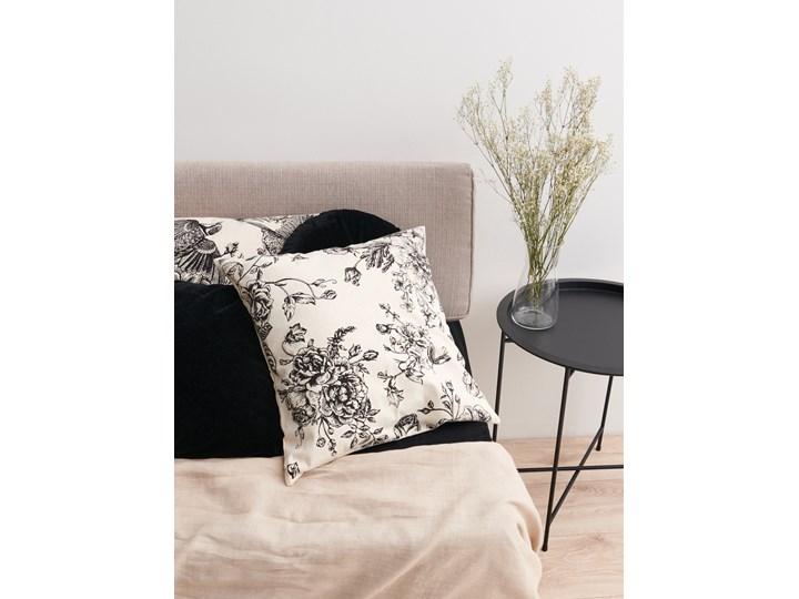 Sinsay - Poszewka na poduszkę 45x45 - Kremowy 45x45 cm Poszewka dekoracyjna Kategoria Poduszki i poszewki dekoracyjne