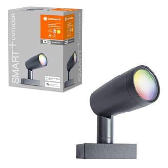 Ledvance - LED RGBW Lampa zewnętrzna SMART+ SPOT LED/4,5W/230V IP65 Wi-Fi