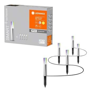 Ledvance - ZESTAW 5x LED RGBW Lampa zewnętrzna SMART+ MINI 5xLED/5,7W/230V IP65 Wi-Fi