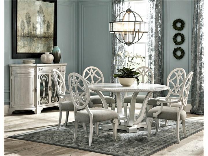 Amerykańska jadalnia D 790- zestaw Pomieszczenie Salon Kategoria Stoły z krzesłami