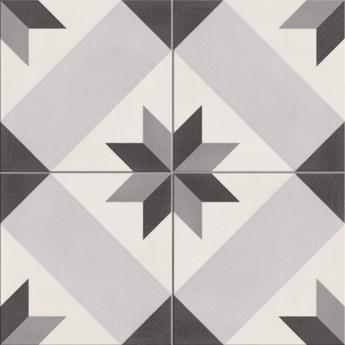 Gres szkliwiony MARRAKESH mix 1 mat 18,6x18,6 Golden Tile gat. I