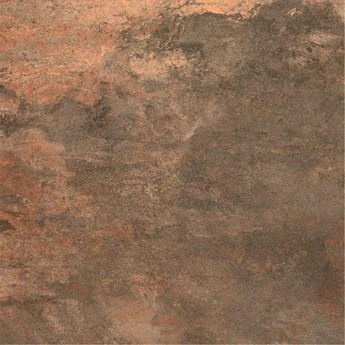 Gres szkliwiony METALLICA brown mat 60x60 Golden Tile gat. I