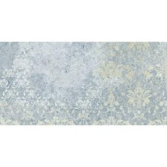 Gres szkliwiony hiszpański Aparici Bohemian Blue Natural 49,75x99,55