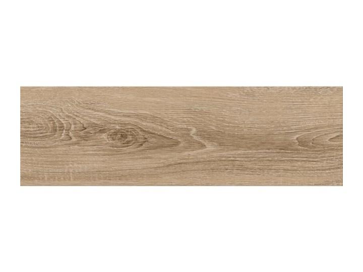 Gres szkliwiony ITALIANWOOD beige mat 18,5x59,8 gat. I Płytki ścienne Płytki elewacyjne 18,5x59,8 cm Płytki podłogowe Płytki tarasowe Wzór Drewno Powierzchnia Matowa