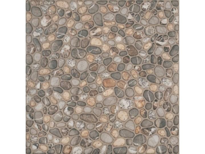 Gres szkliwiony MURAT dark grey mat 42x42 gat. I Płytki podłogowe Płytki ścienne Płytki tarasowe 42x42 cm Płytki elewacyjne Kolor Szary