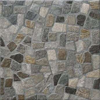 Gres szkliwiony EMERALD dark grey mat 29,8x29,8 gat. I