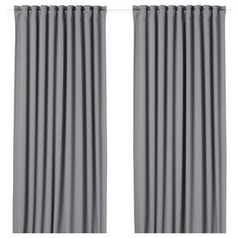 IKEA - MAJGULL Zasłony zaciemniające, para