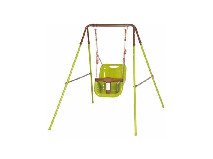 Plac zabaw SASKA GARDEN 1025858 Tworzywo sztuczne Metal Kategoria Huśtawki dla dzieci