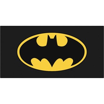 Ręcznik dziecięcy mikrofibra 70x140 Batman, Aptex