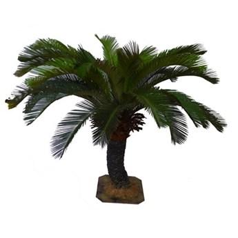 Sztuczna palma 140x36x36 cm
