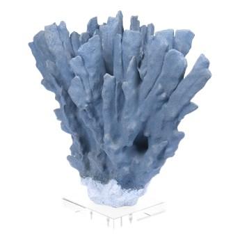 Niebieski koralowiec East Hamptons 64x34x54cm