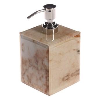 Dozownik na mydło Marmo 8x8x16cm