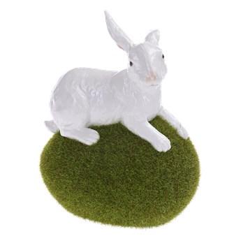 Zajac Jajko 12x8x17cm