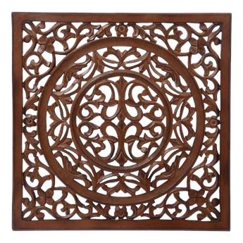 Panel dekoracyjny Alpana 90x90 cm