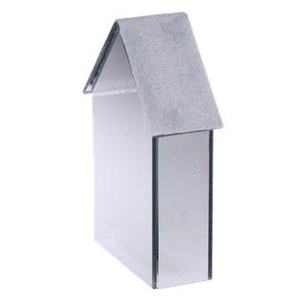 Domek lustrzany LED 14x6x20 cm