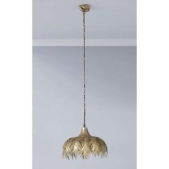 Lampa wisząca Botanica Gold, ⌀46 cm