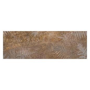 Dekor Kalahari Paradyż 25 x 75 cm metal rust C