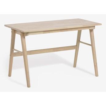 La Forma - Curie Desk - Jesionowe Minimalistyczne Biurko do Domu