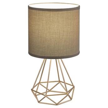 Rabalux - Lampa stołowa E14/40W/230V brązowa
