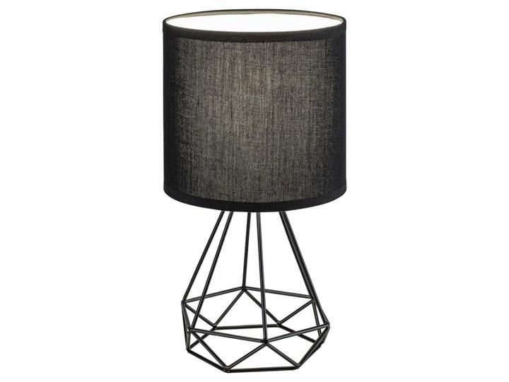 Rabalux - Lampa stołowa E14/40W/230V czarna Wysokość 32 cm Kolor Czarny