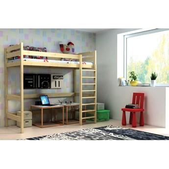 Łóżko antresola IGOR wiele rozmiarów i kolorów