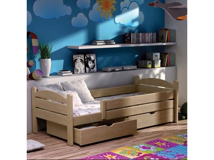 Łóżko pojedyncze KLARA wiele rozmiarów i kolorów Kategoria Łóżka dla dzieci Łóżko piętrowe Kolor Beżowy