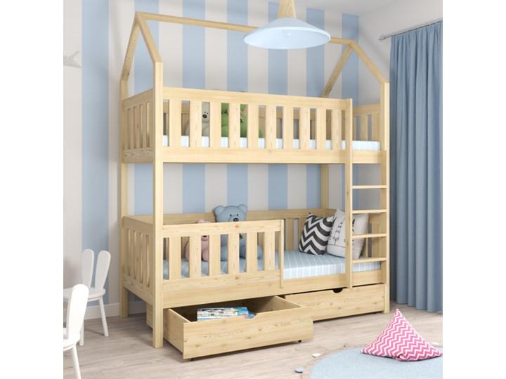 Łóżko piętrowe MIESZKO II wiele rozmiarów i kolorów Kategoria Łóżka dla dzieci